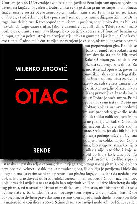 Otac - Miljenko Jergović | Rende