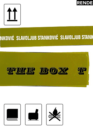 The Box - Slavoljub Stanković | Rende