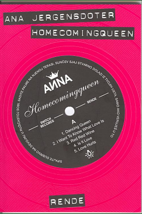 Homecomingqueen (Kraljica mature) - Ana Jergensdoter | Rende
